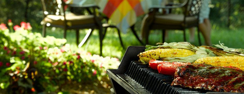 Udstyr til dit næste grill-party